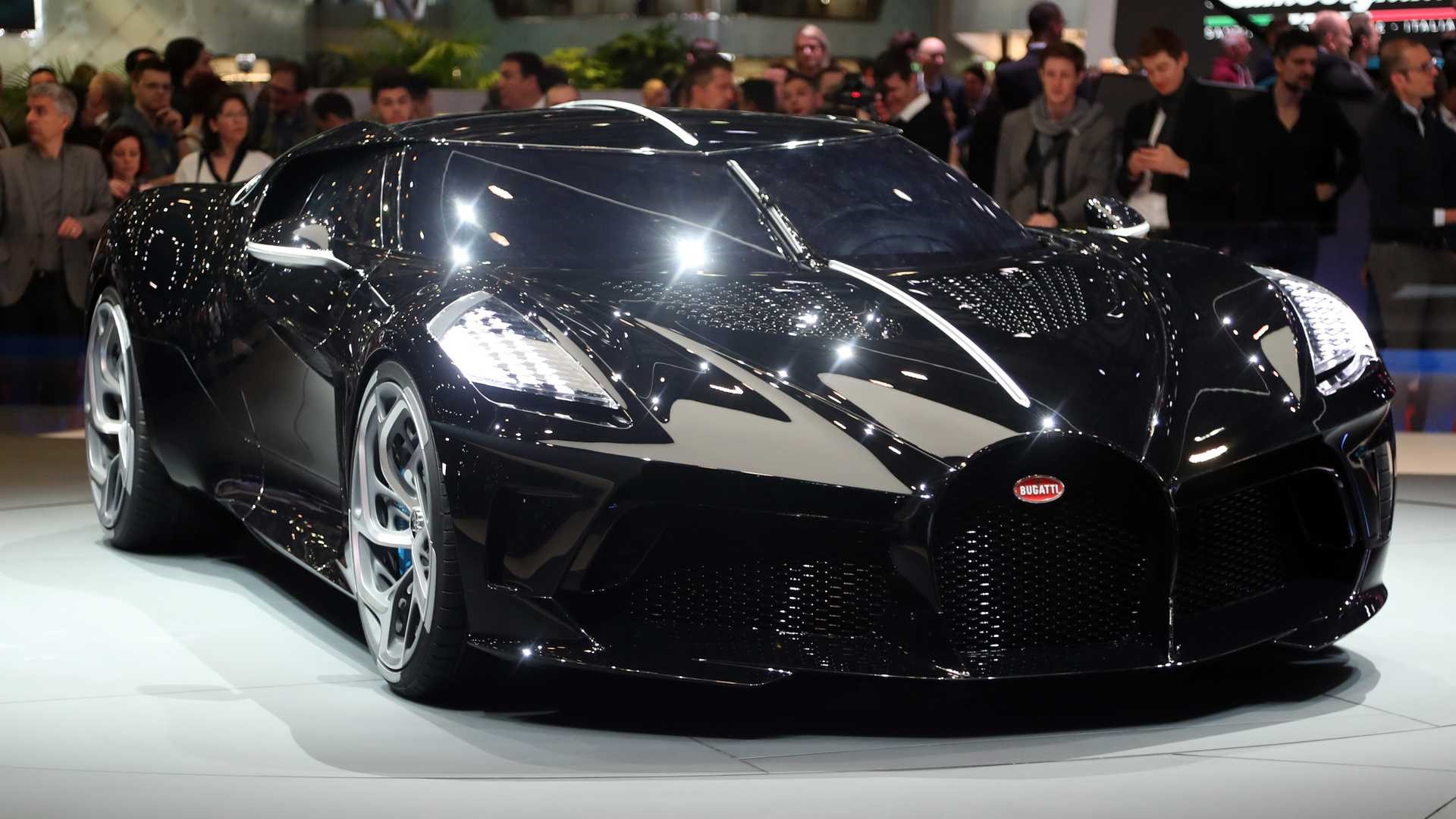 Just One Bugatti La Voiture Noire Exists And It S Priced: Interesting Car Trivia You Should Know